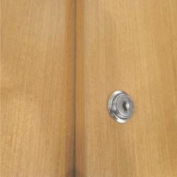 Sliding Wardrobe Lock