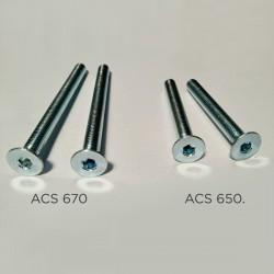 Allen Socket Csk Head Screw & Philips Csk Head Screw