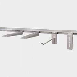 Display Shelving System - Horizontal