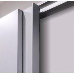 Aluminium Profile Handle/ Edge for Wardrobe Sliding - 19 / 25 mm