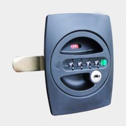 Combination Lock 4 Digit - Steel Cupboard