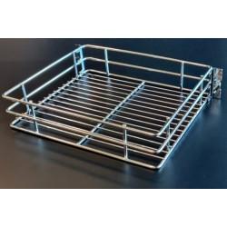 Kitchen Pantry Unit - Soft Close Mechanism & SS304 Basket