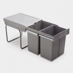 Pull Out Waste Bin - 42 Litres