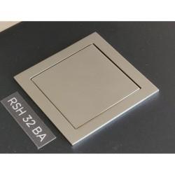 Recessed Handle - Square