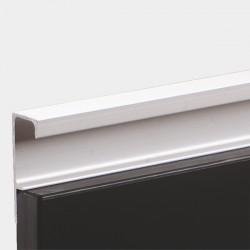Shutter Handle Profile - Aluminium 1935 ST