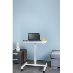 Smart Lift Single Leg Gas Lift Center Pole 3 (With Table Top)
