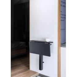 Smart Lift Folding Table - Gas Lift Wall Mount (With Table Top)