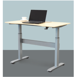 Smart Lift Table Legs - Gas Lift (without Table Top)