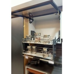 Kitchen Pulldown System 900mm - Soft Close
