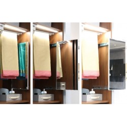 Mirror Pullout (Frameless)