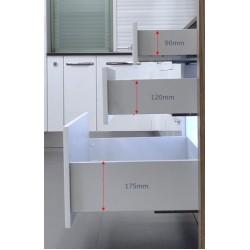 Pro - Motion Drawer System 120 - Slim 2