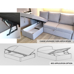 Pro-Lift Bed Fitting - Mini