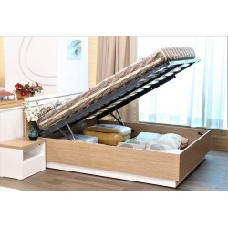 Pro-lift bed system (Lift System, frame with Slats and Mounting Bracket Kit. Without Gas Lifts)
