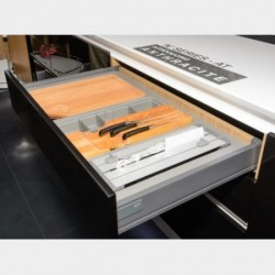 Pro-Motion Drawer System - 'N Series' (Anthracite)