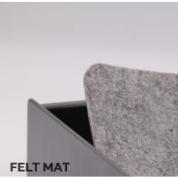 Safe Drawer Mini - Single (With Felt Mat & Cam Lock)