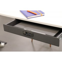 Safe Drawer With Mat and Touch Pad Combination Lock
