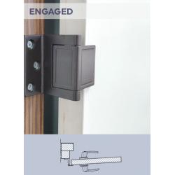 Security Door Latch