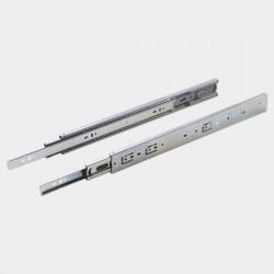 Sleek Telescopic drawer Slide (I)-35- Soft Close