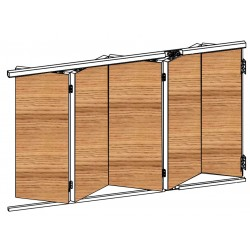 Wood Sliding Folding System
