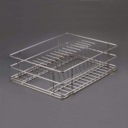 Right Angle Basket - Plate