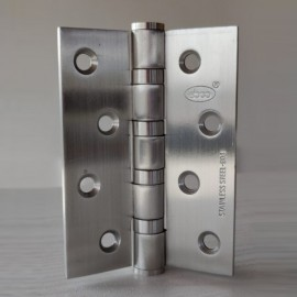 Door Hinges - SS304 (with 4 Ball Bearing)