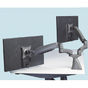 Computer Monitor Arm - Double Extension Arm