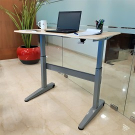 Smart Lift Table Legs - Gas Lift (with and without Table Top)