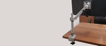 Flat Screen holder Edge mount