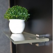 Adjustable Glass Shelf Support