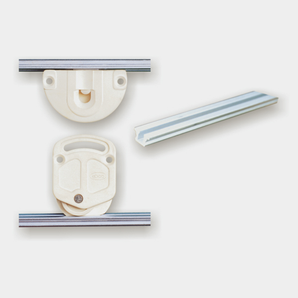 Sliding Cabinet Shutter Fittings