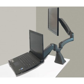 Computer Monitor Arm Laptop Plate