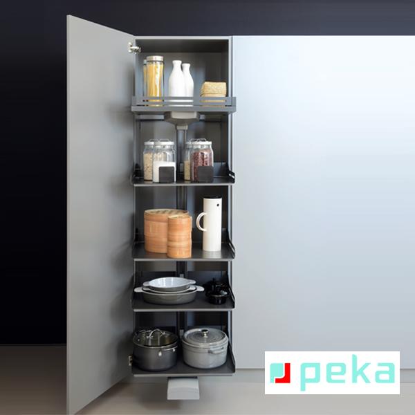 Kessebohmer Kitchen Accessories: Convoy Lavido Kessebohmer Base Pull Out Kessebohmer