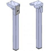 Folding Leg for Wall Bed Fittings