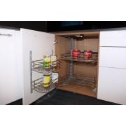 Kitchen Half Pantry Unit