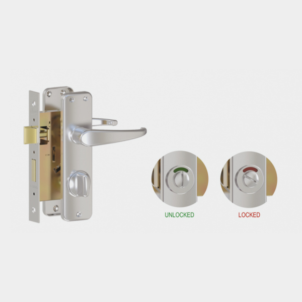Mortise Door Lock Set - Eco