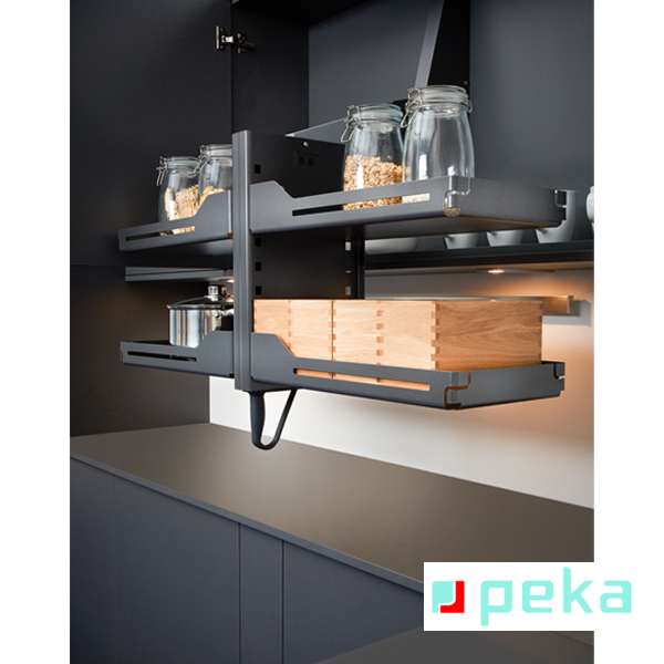 Pull Down Cabinet System: Pegasus Pull Down System