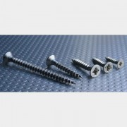 SS304 Pozi Recess CSK Head Chipboard Screws