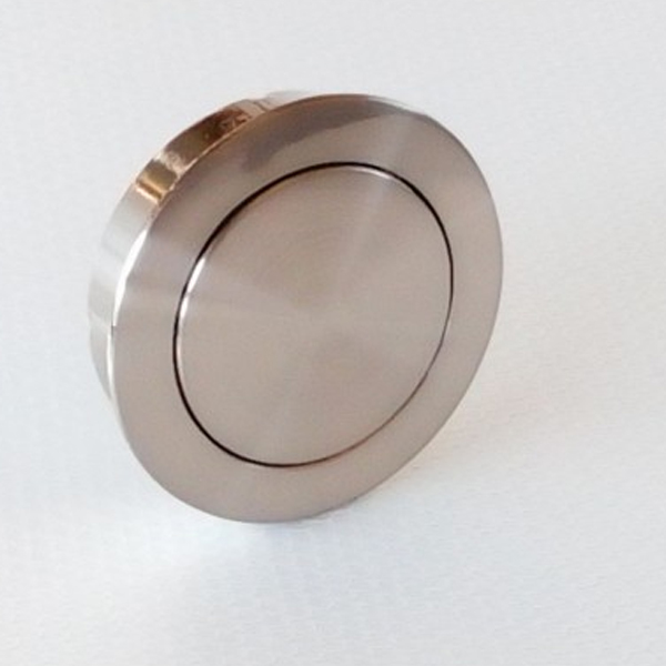 Recessed Spring Loaded Handle - Round