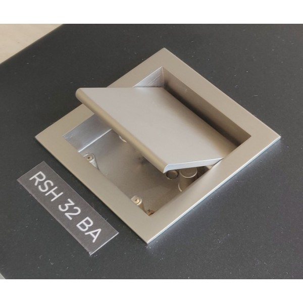 Recessed  Handle - Square