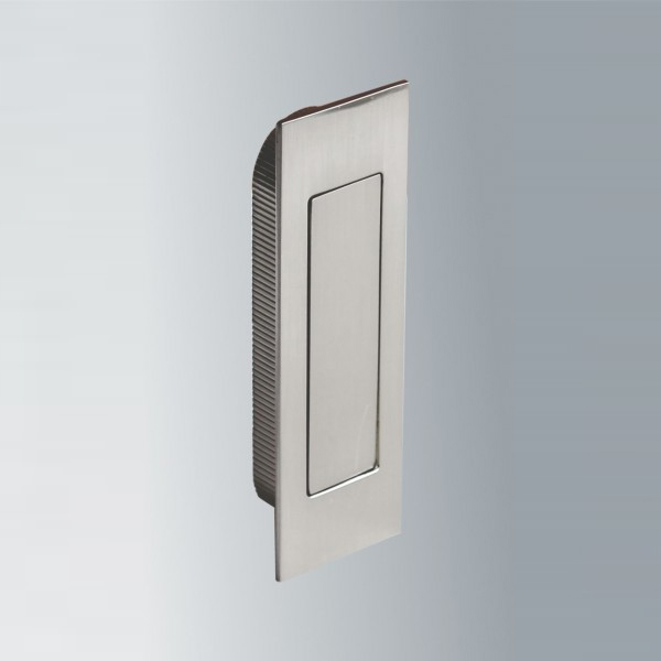 Recessed Spring Loaded Handle