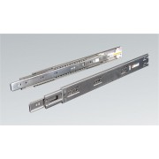 Sleek Telescopic Drawer Slides SS304 - Soft Close