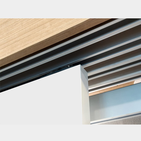 Sliding Door Fitting 100 Soft Close (With Quick Fit)