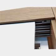 Sliding Door Fitting 60 Soft Close & Auto Return (With Quick Fit)