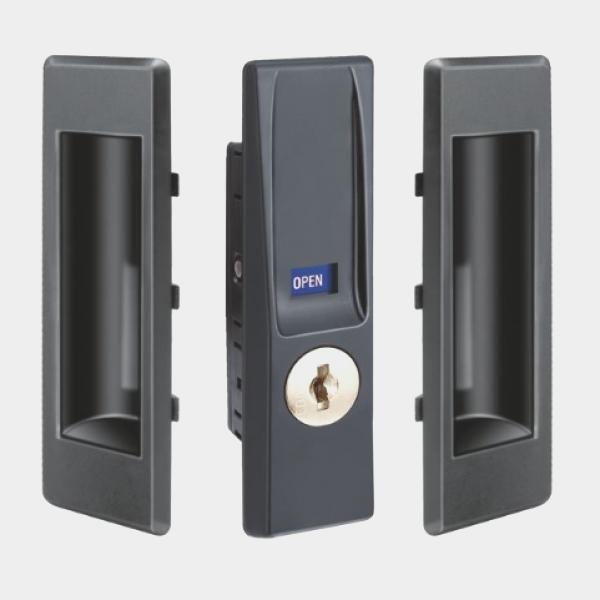 Sliding Door Lock For Steel Cabinet, How To Lock Kitchen Cabinet Doors