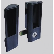 Steel Cabinet Lock Cum Handle