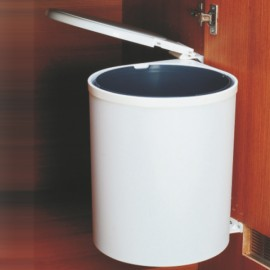Swing Out Waste Bin