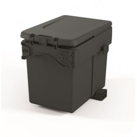 Swing Out Waste Bin Rectangular (Single)