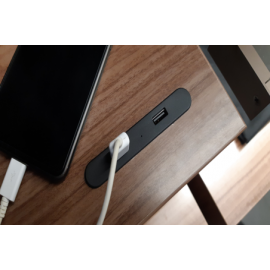 USB Charger - Furniture Mount (Linear)