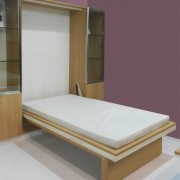 Wall Bed Fittings - Vertical
