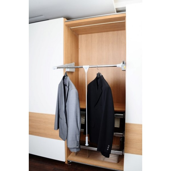 Wardrobe Lift - Side Mount